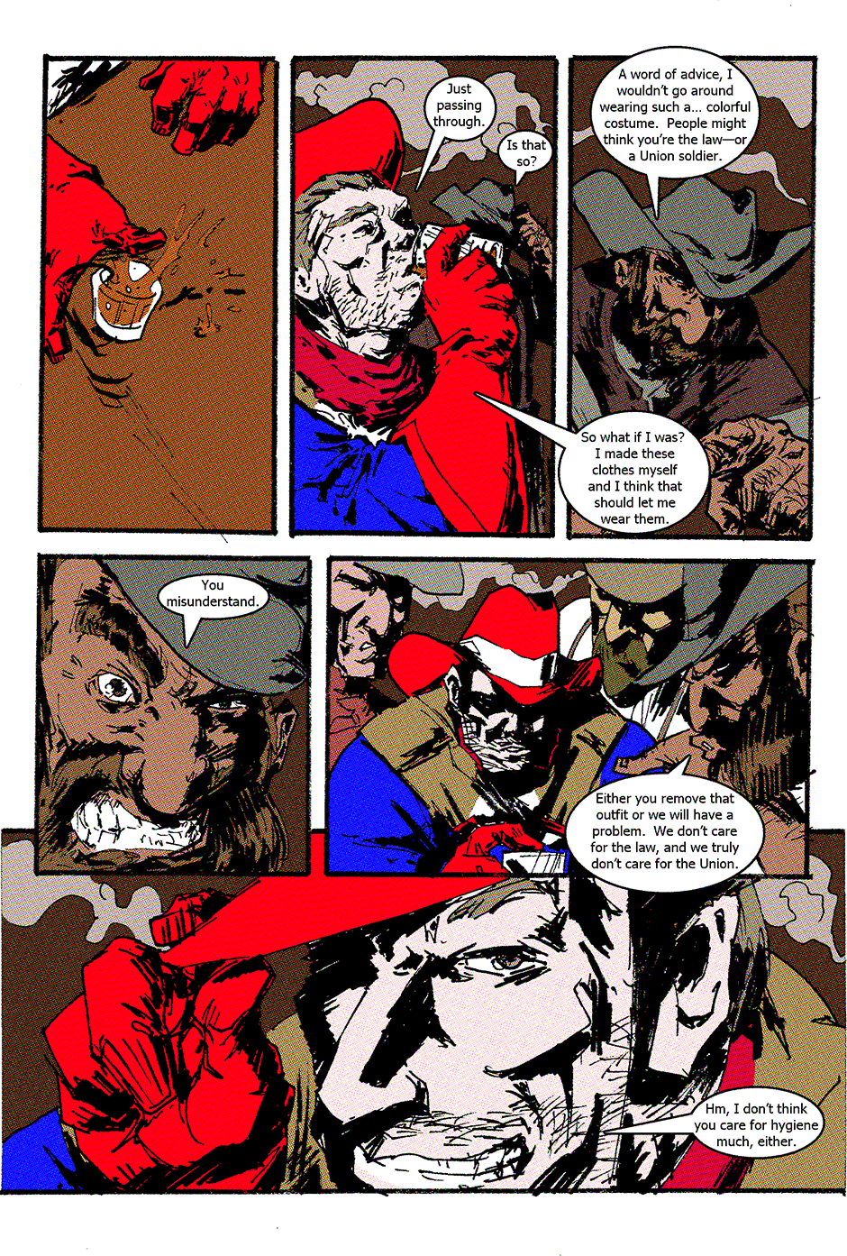 Issue 2: American Cowboy - Page 5