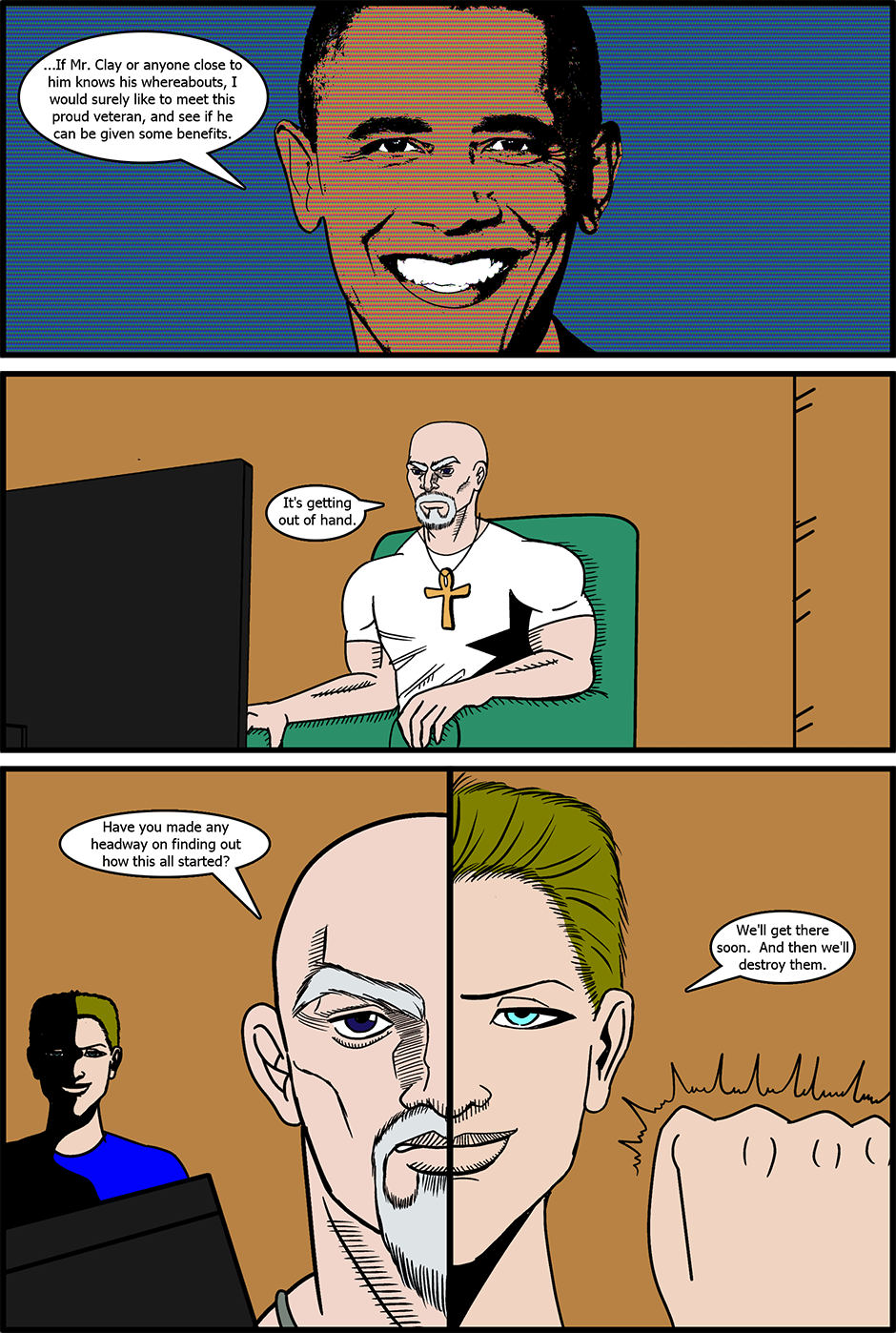 Issue 3: The Real and the Unreal - Page 11