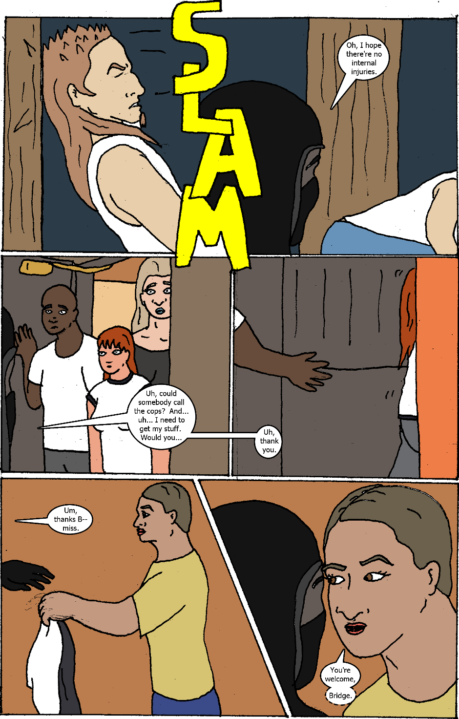 Issue 7: The Second Time - Page 17