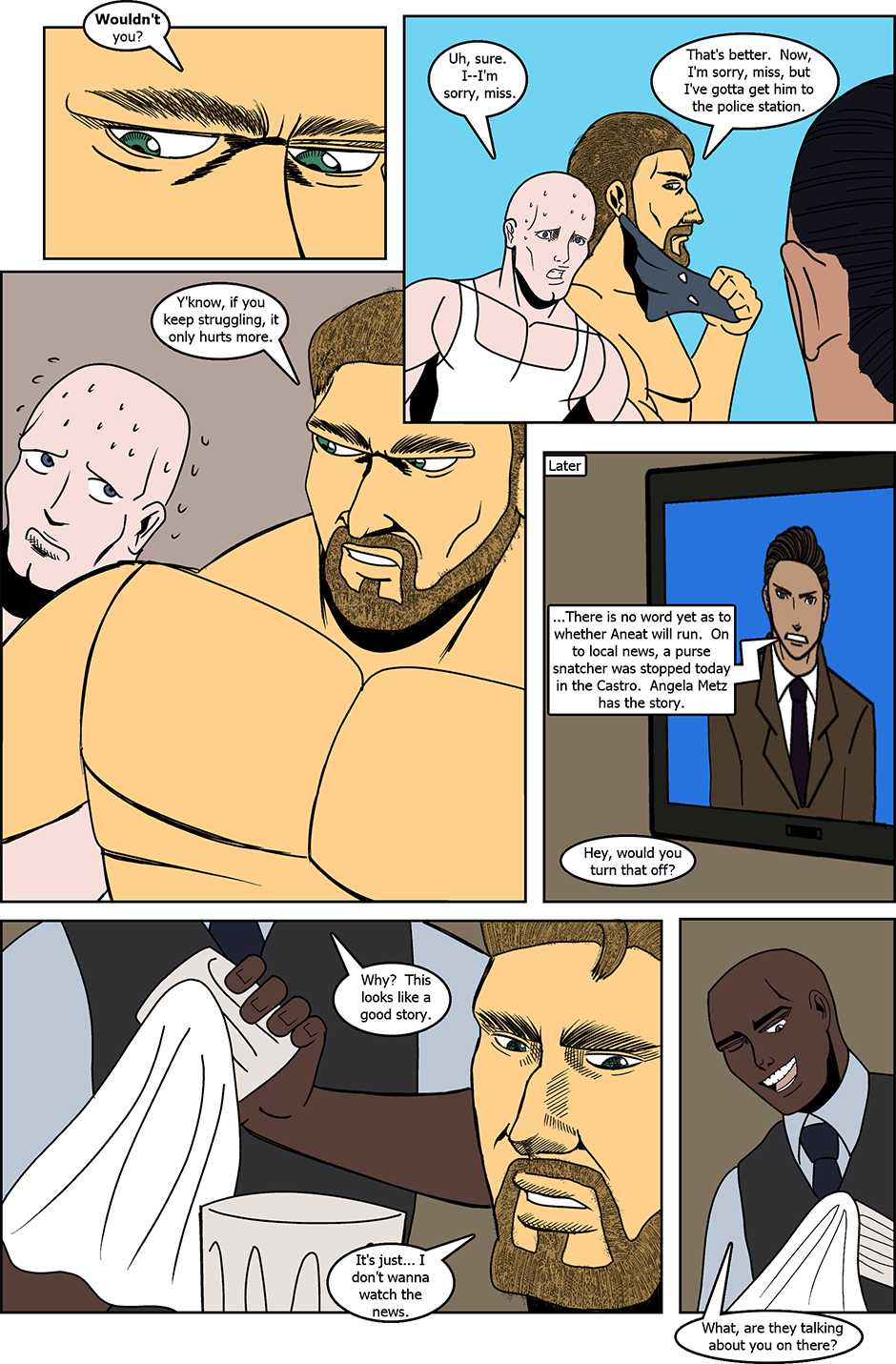 Issue 12: Bear Man - Page 4