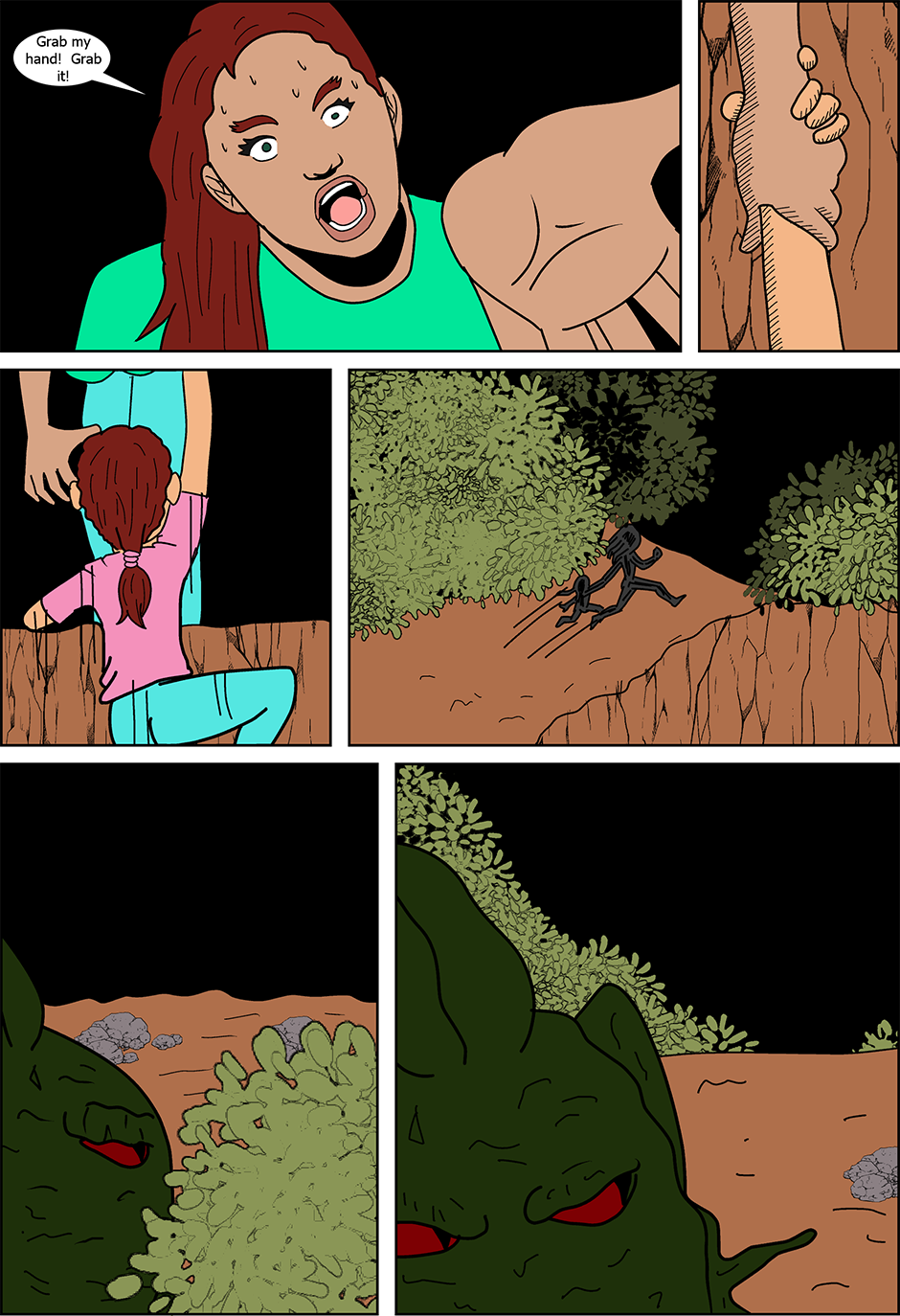 Issue 14: The Pseudomorph - Page 5