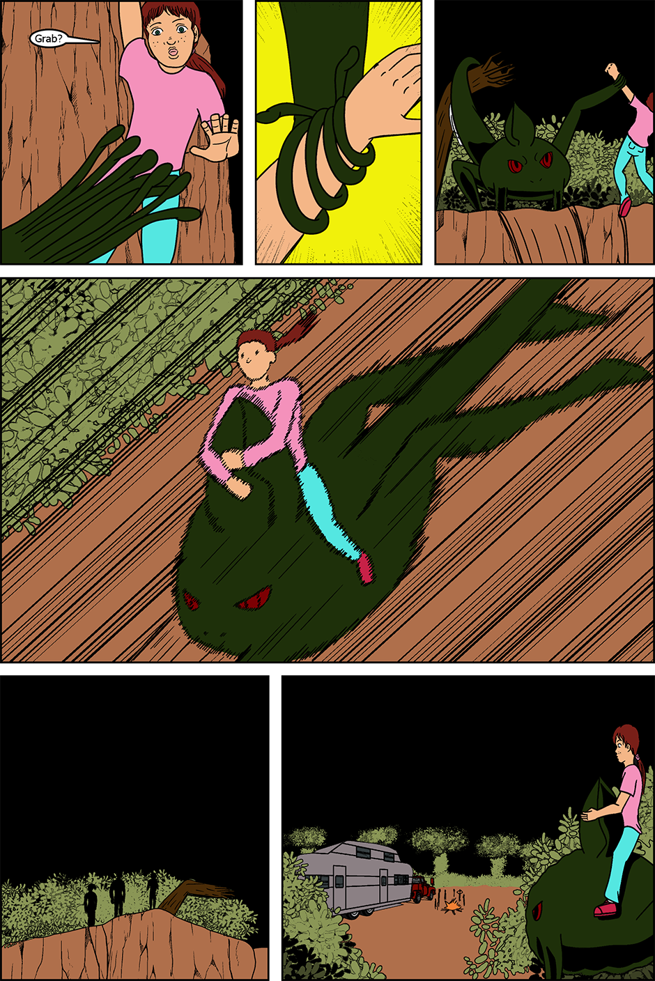 Issue 14: The Pseudomorph - Page 11