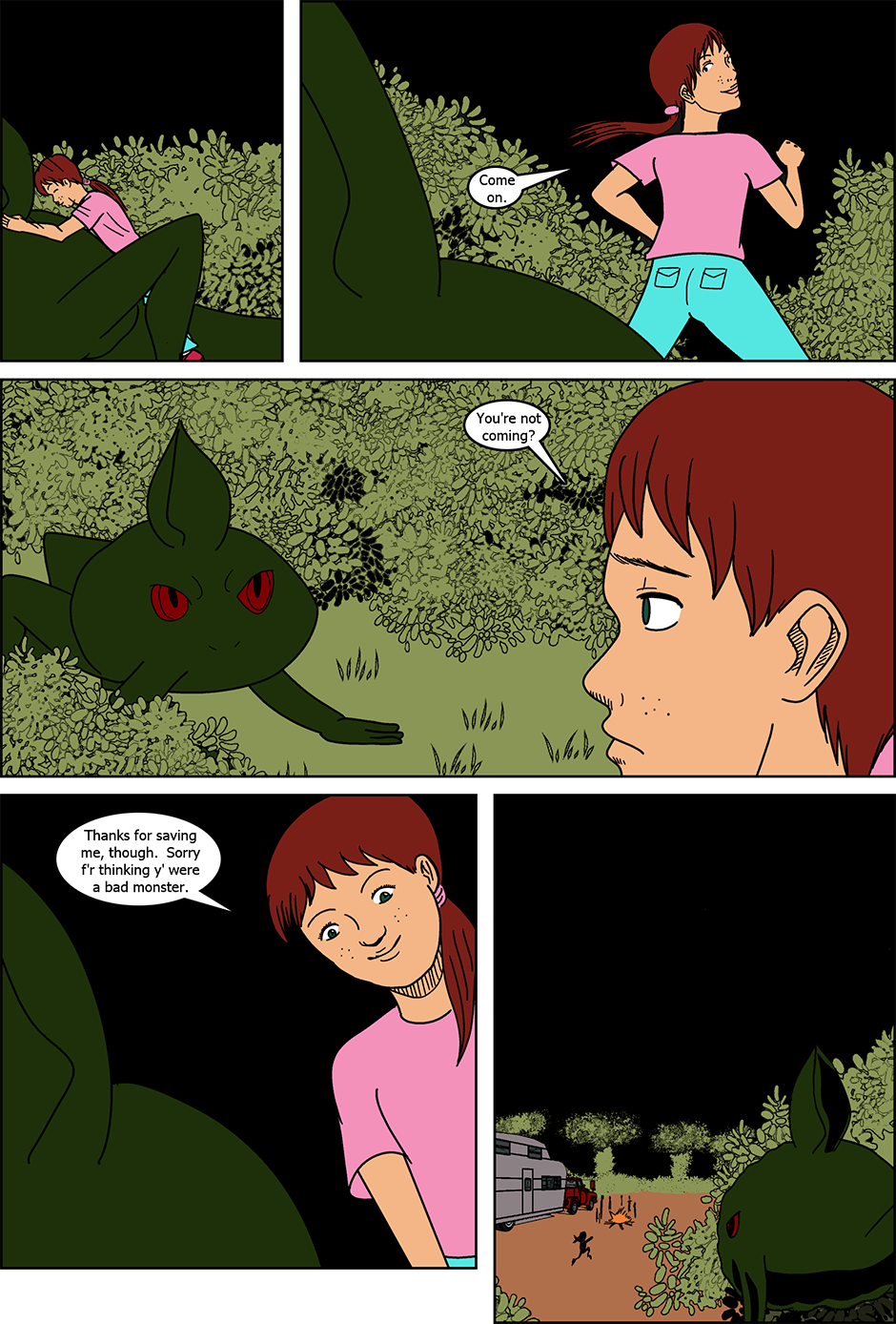 Issue 14: The Pseudomorph - Page 12