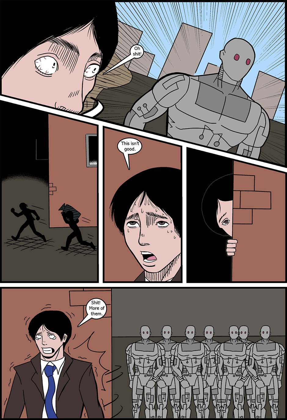 Issue 20: Invasion - Page 3